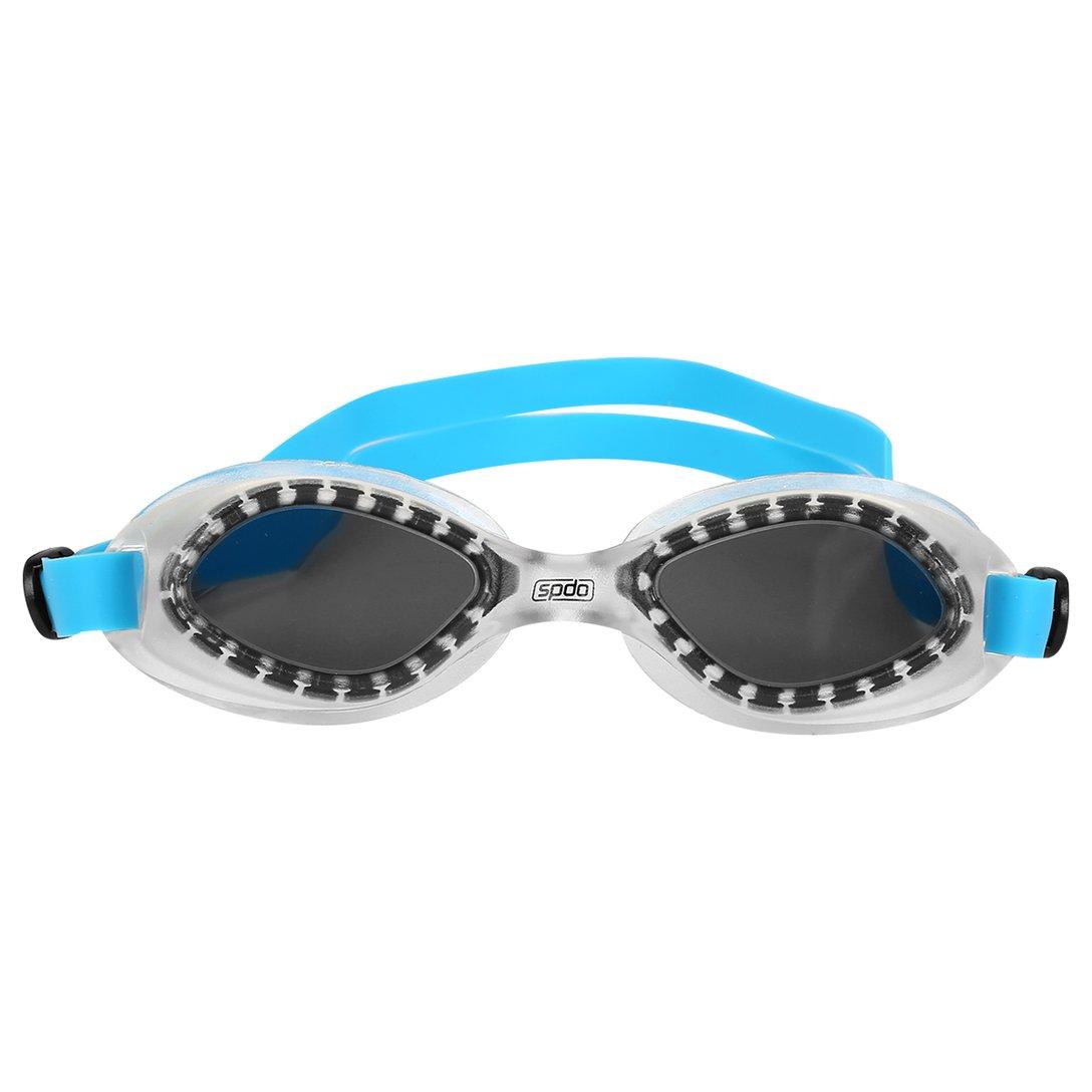 Óculos Natação Speedo Legend Azul Fumê