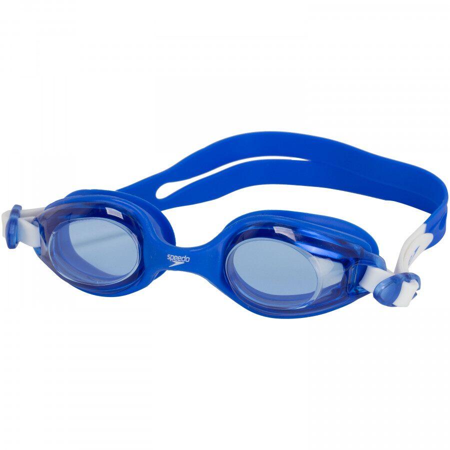Óculos Natação Speedo Olympic Infantil Azul