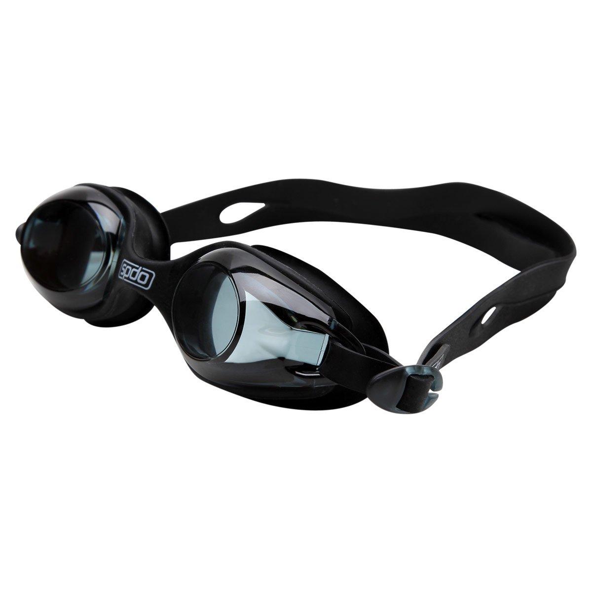 Óculos Natação Speedo Olympic Infantil Preto