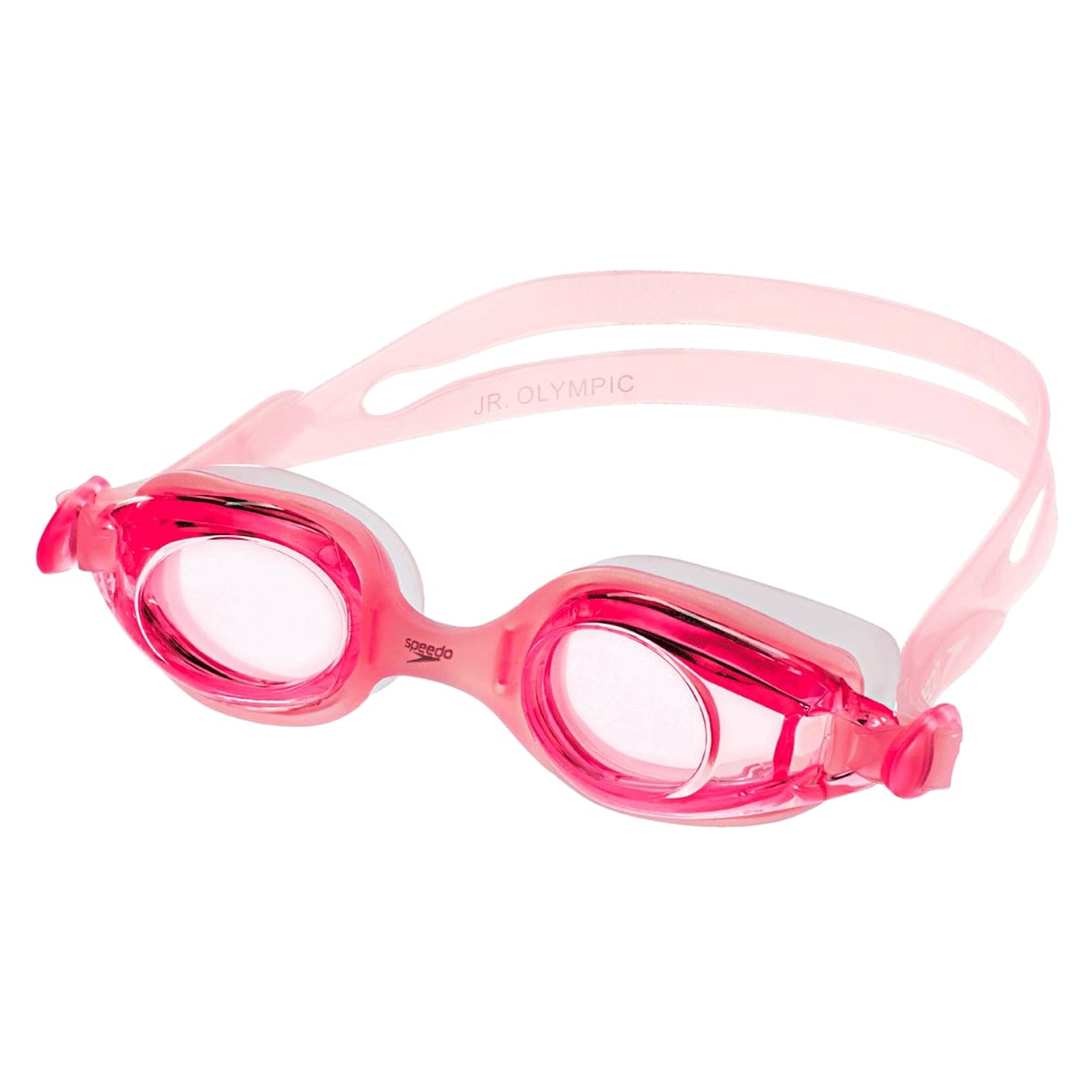 Óculos Natação Speedo Olympic Infantil Rosa