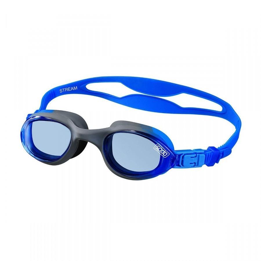 Óculos Natação Speedo Stream Azul Cinza