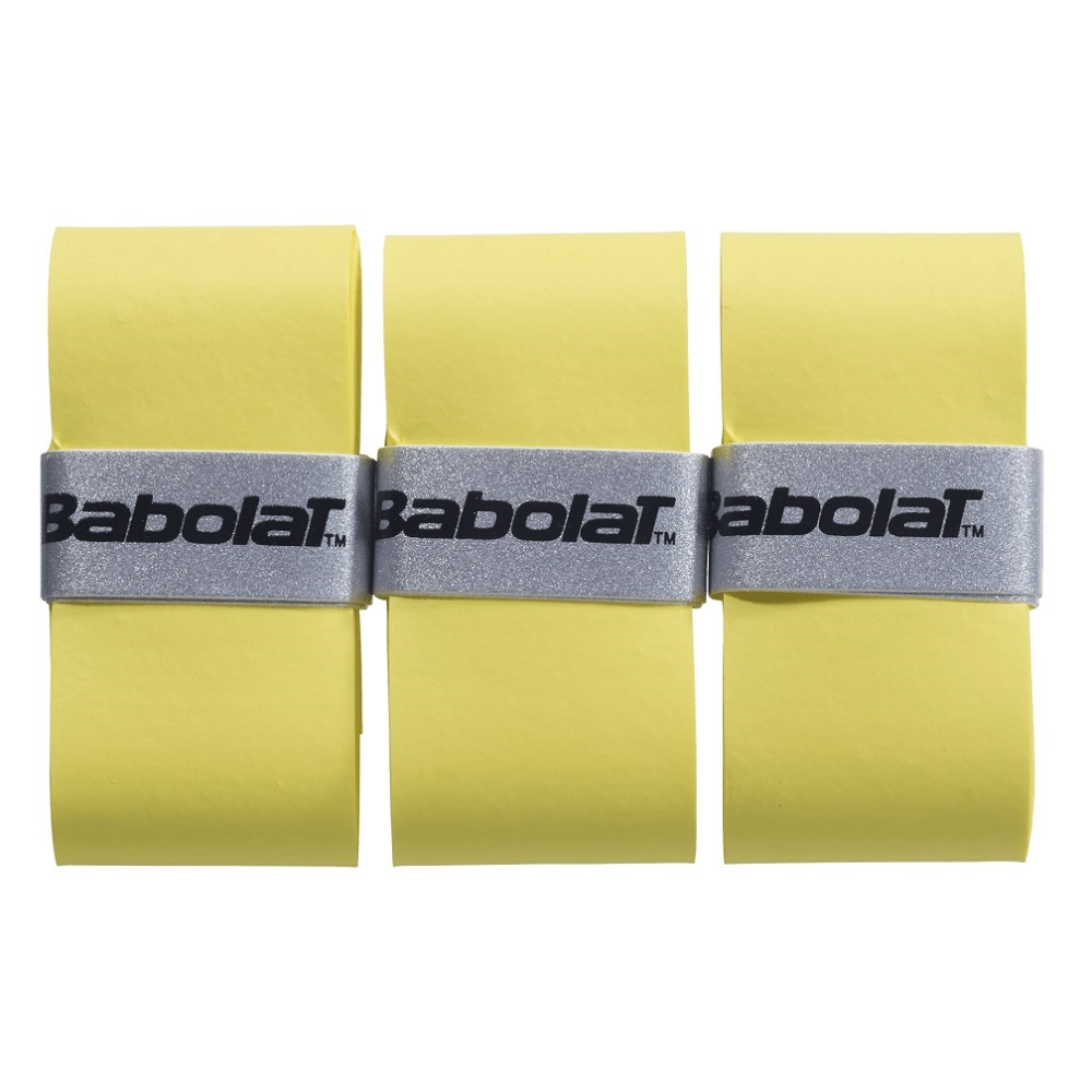Overgrip Babolat Vs Original Feel Amarelo- 3 Unidades