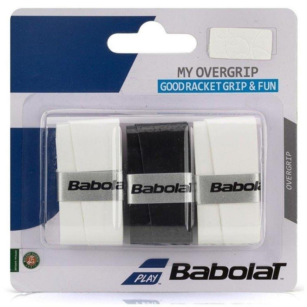 Overgrip My Overgrip X3 Babolat 3 unidades
