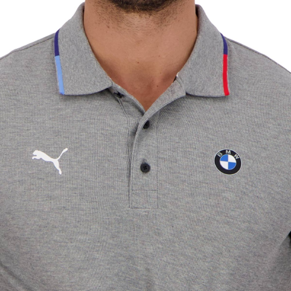 Polo Puma BMW MMS Forever Better Cinza