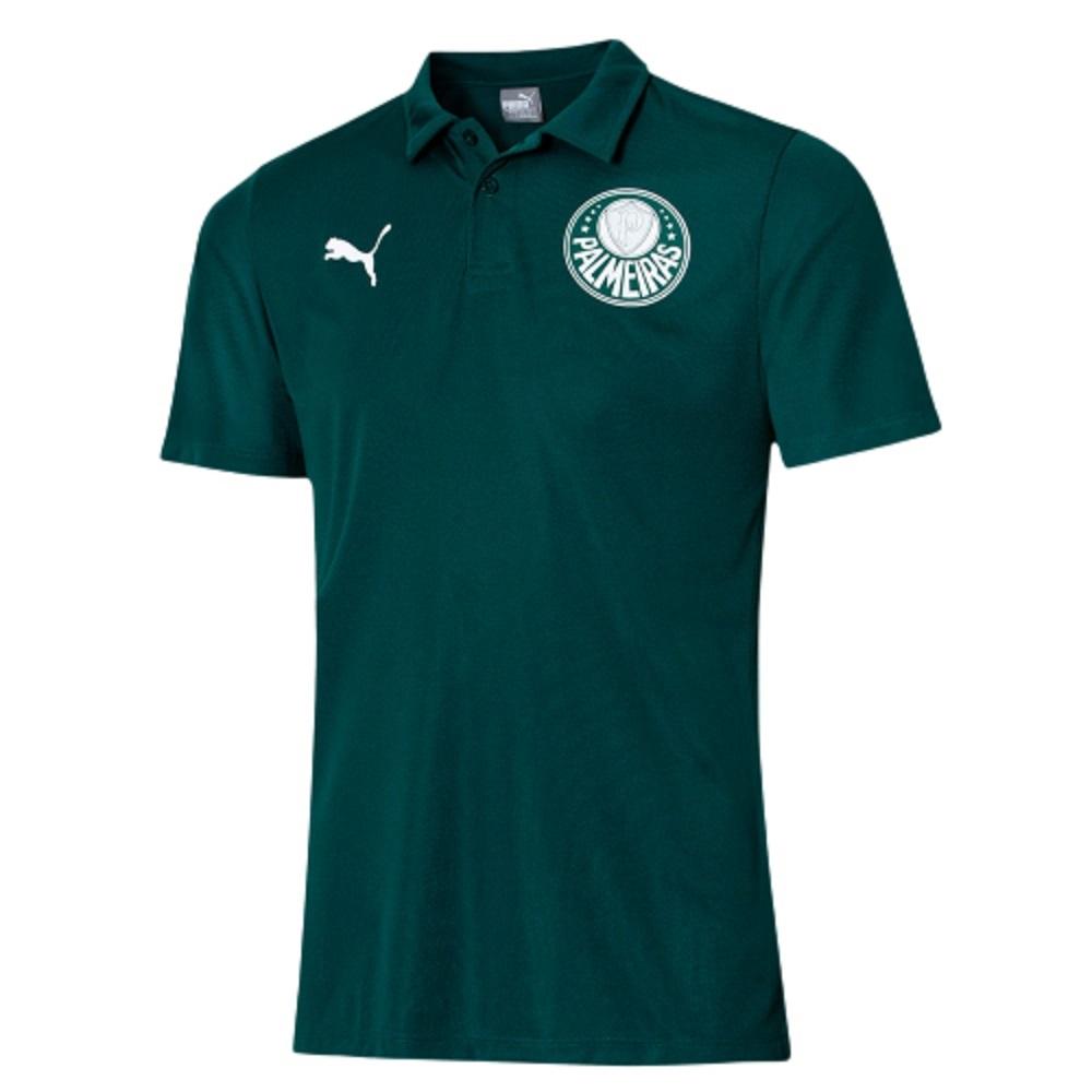 Polo Puma Palmeiras Goal Verde