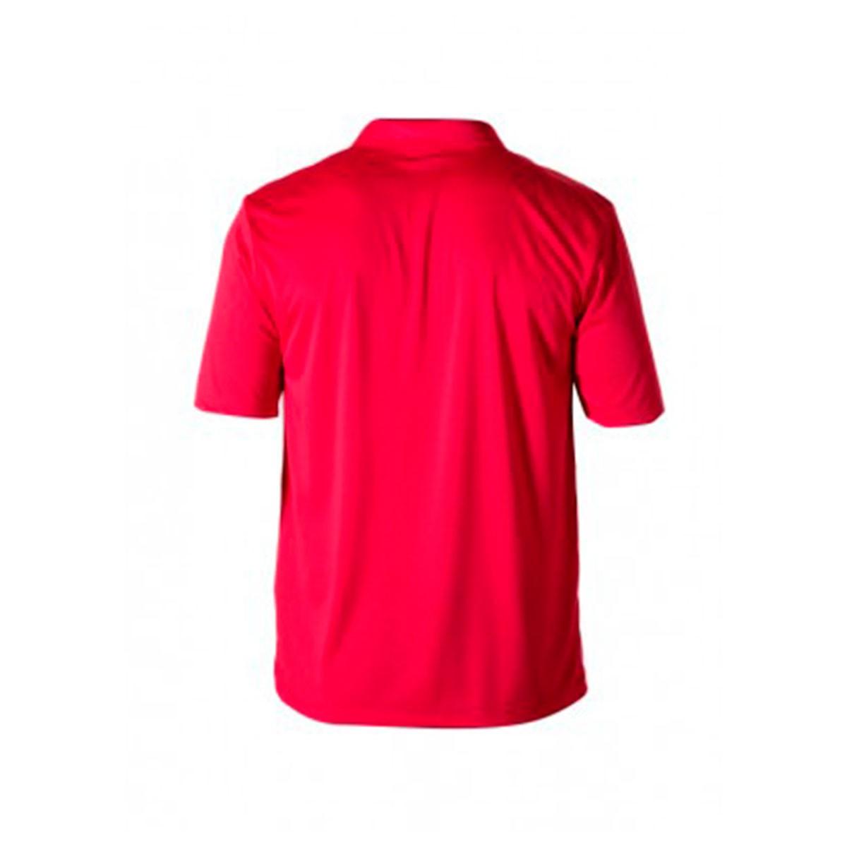 Pólo Wilson Core Masculino Vermelho