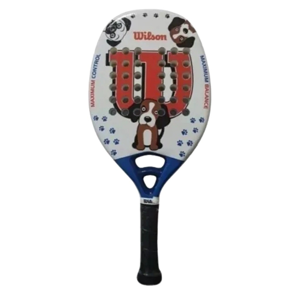 Raquete De Beach Tennis Junior Wilson Mod. Dog