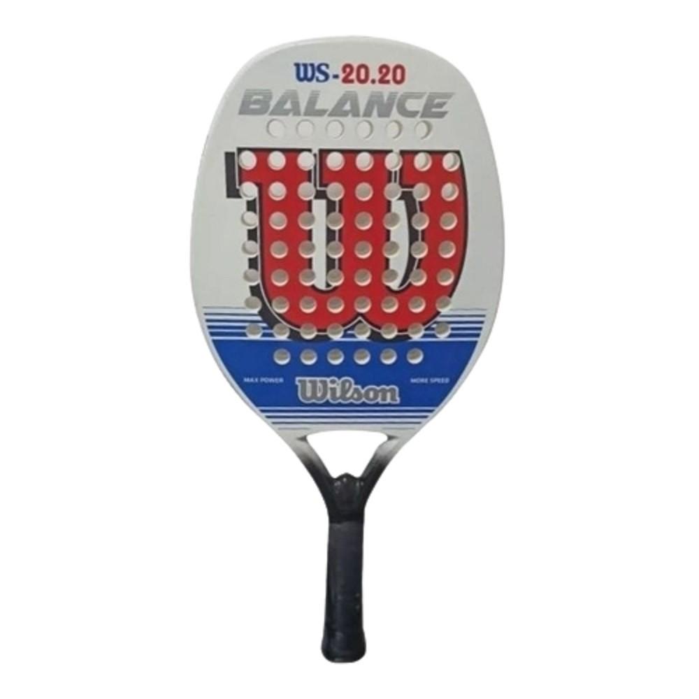 Raquete De Beach Tennis Wilson 20.20