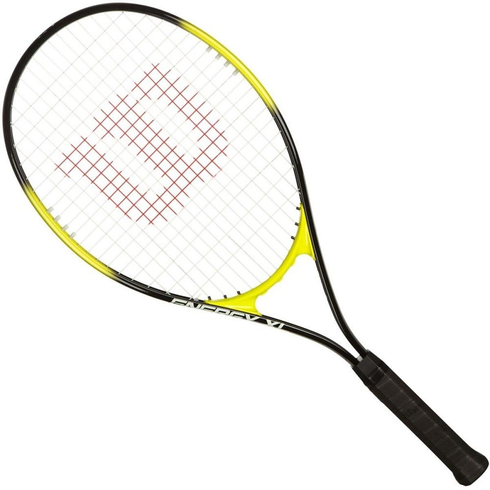 Raquete De Tênis Wilson Energy Xl Preto Amarelo