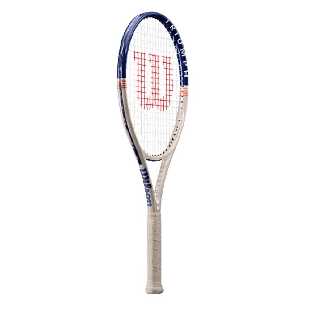 Raquete de Tênis Wilson Roland Garros Triumph II Sem Rede