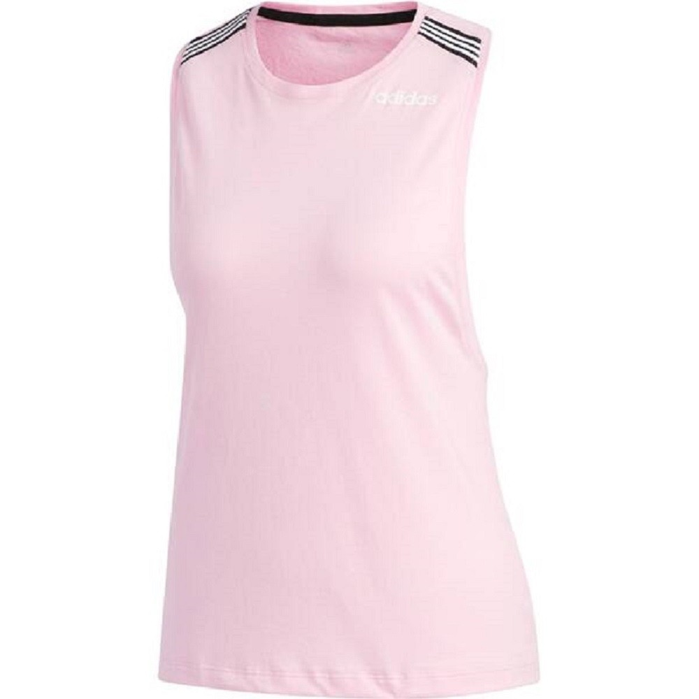 Regata Adidas Rb Cotton Tank Rosa