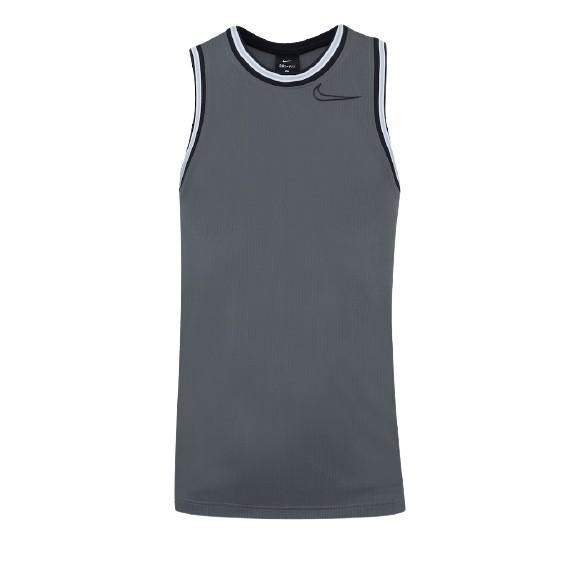 Regata Nike Classic Jersey Dri Fit Masculino Cinza