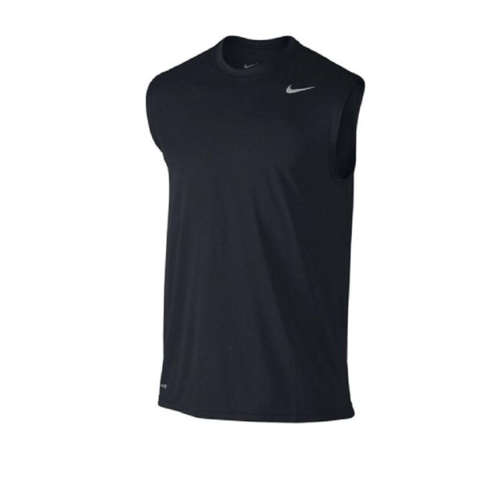 Regata Nike Legend 2.0 Tee Masculino Preto