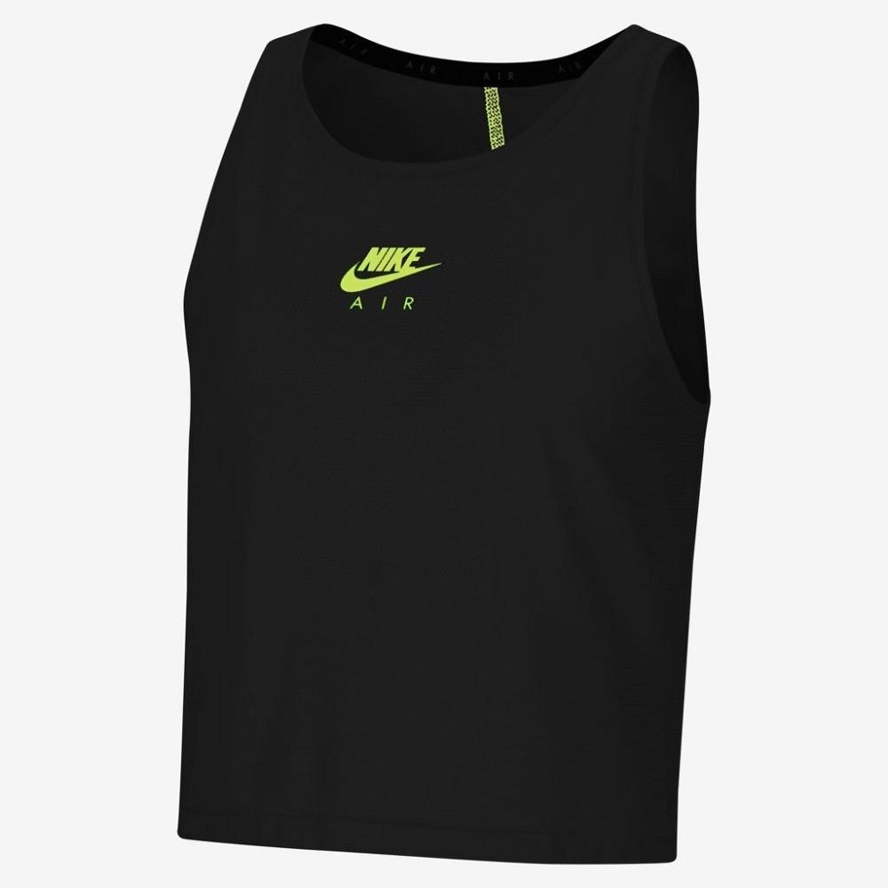 Regata Nike W NK Air Tank Feminino Preto