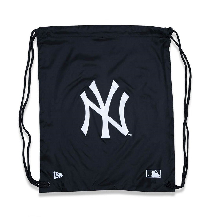 Sacola de Academia MLB New York Yankees Preta New Era