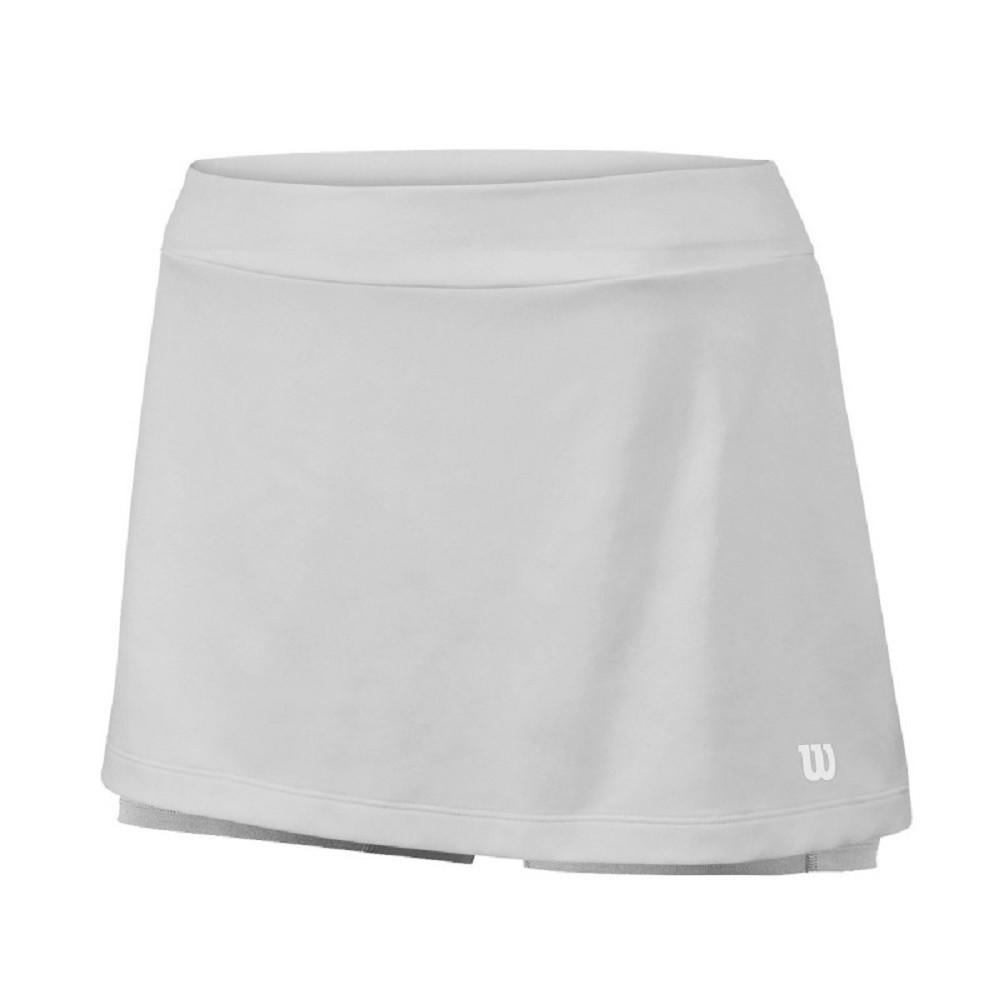 Saia Short Wilson Core 2 Branco