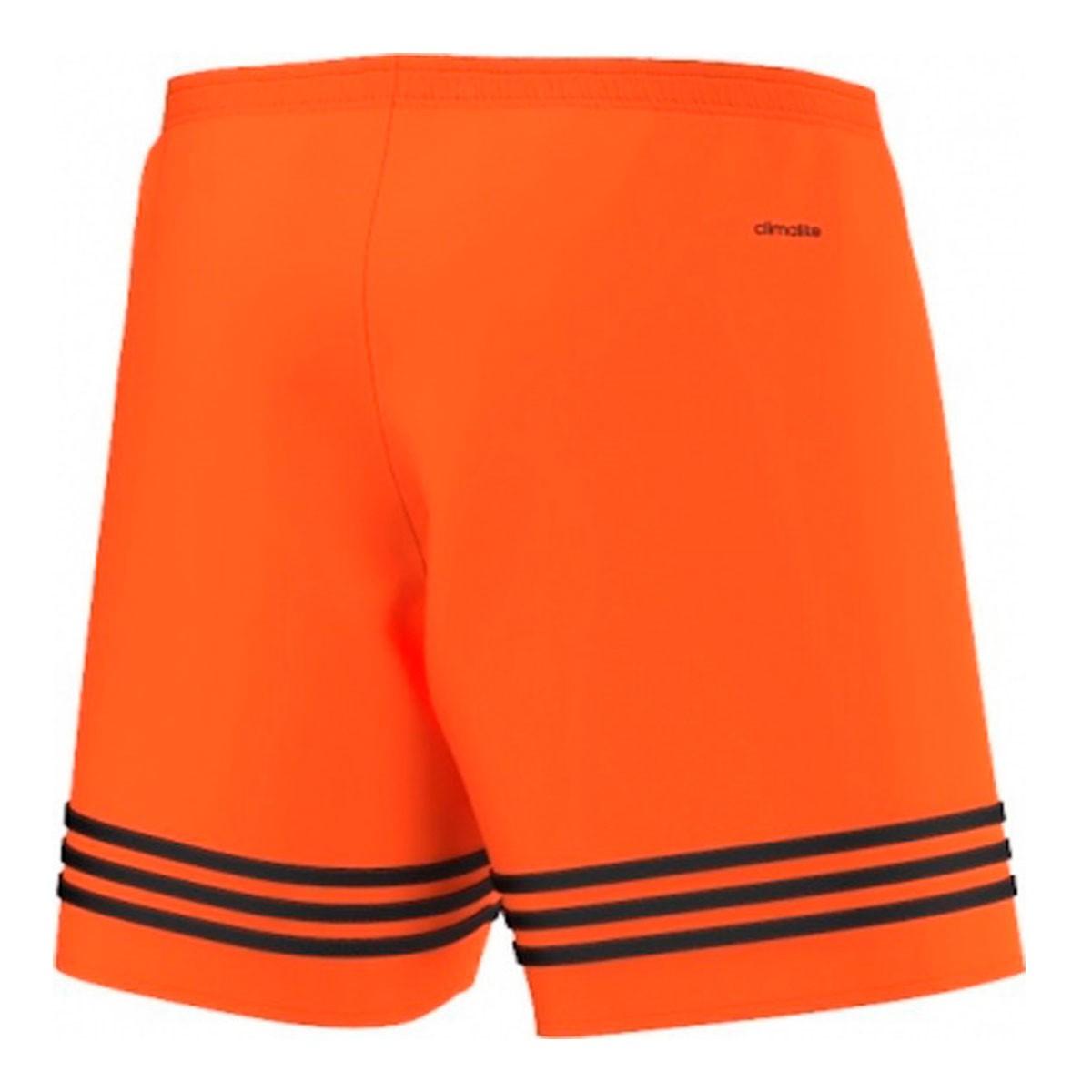 Short Adidas Entrada 14 Masculino Laranja
