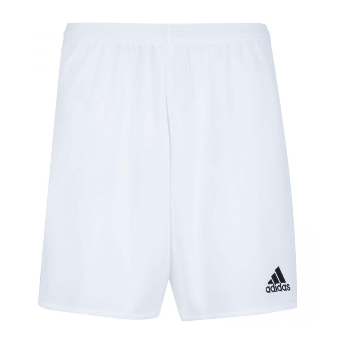 Short Adidas Parma 16 Masculino Branco
