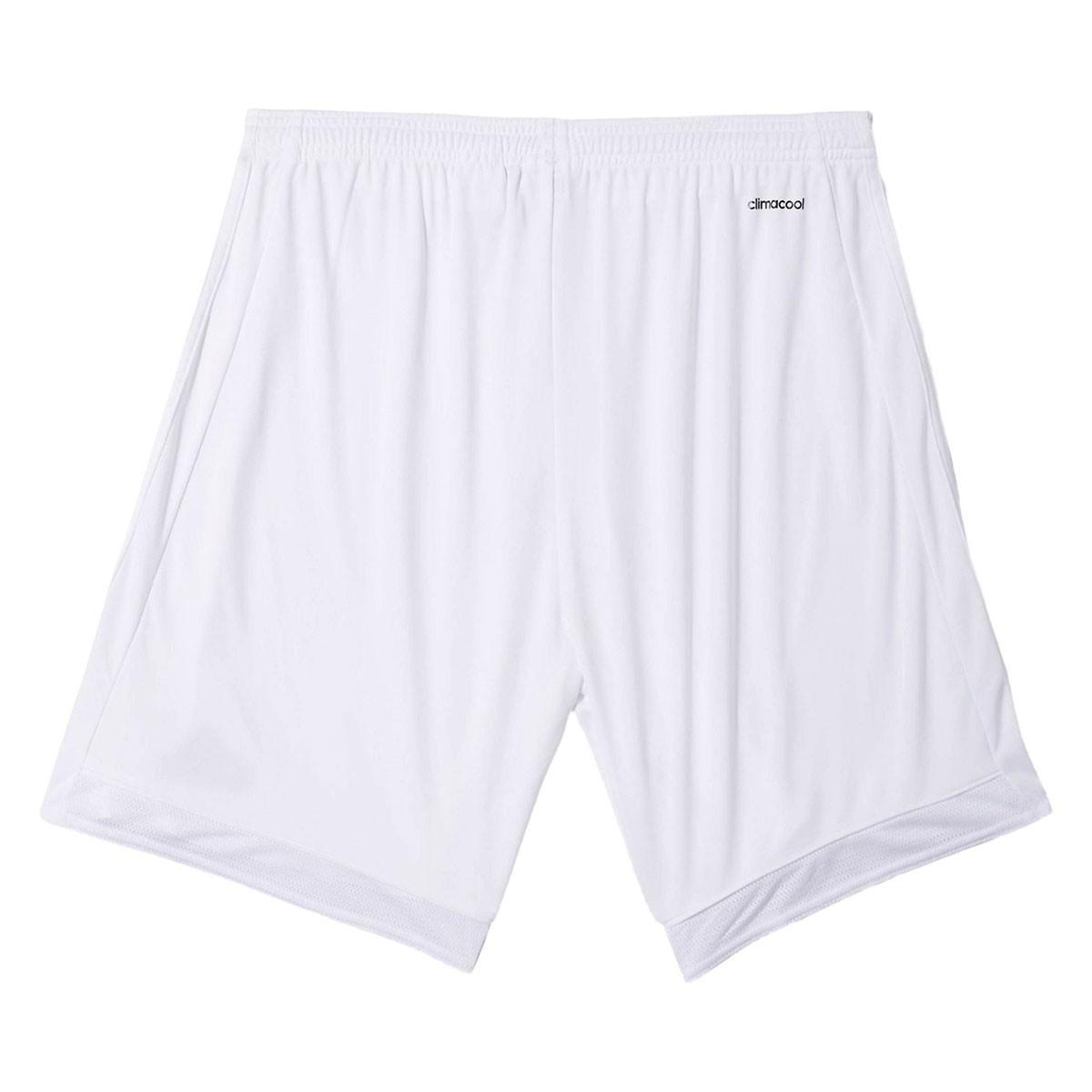 Short Adidas Regista 14 Masculino Branco