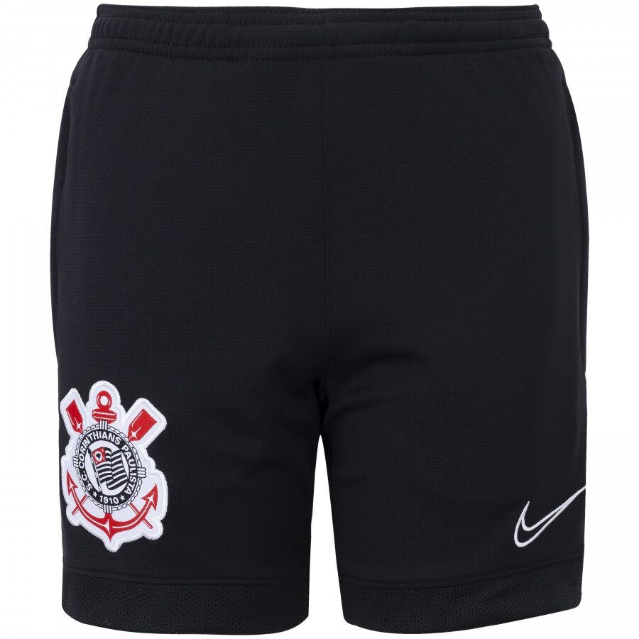 Short de Treino Nike Corinthians Infantil
