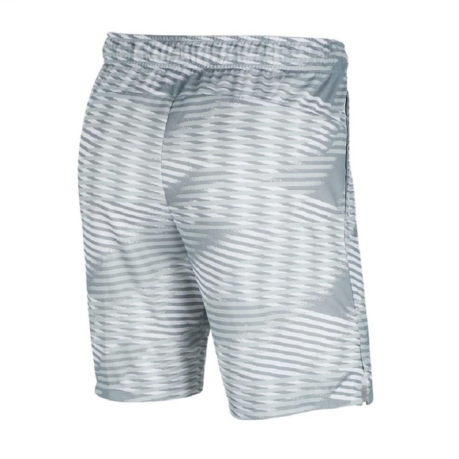 Short Nike Dri-Fit 5.0 Masculino Cinza