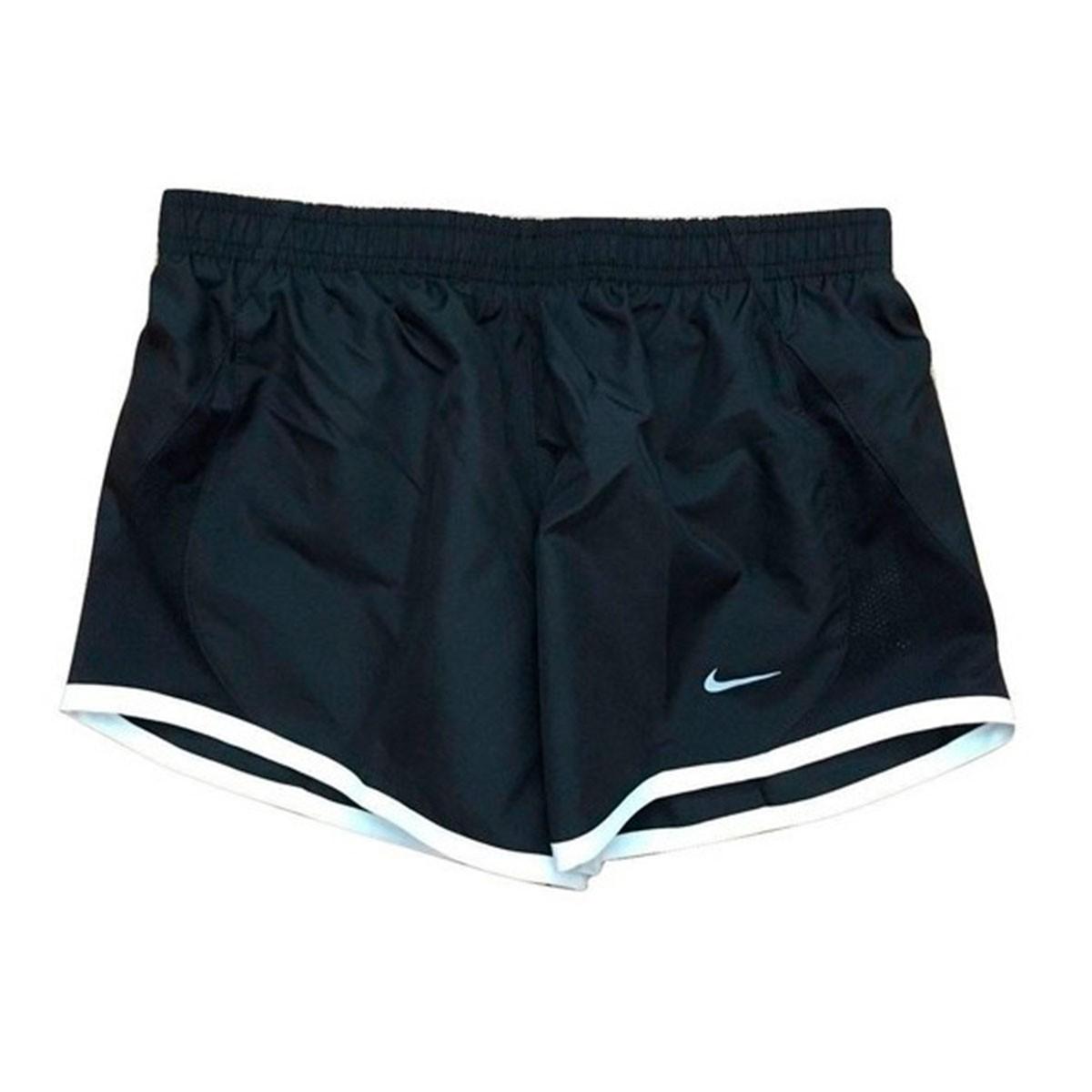 Short Nike Dry Running Infantil Feminino Preto