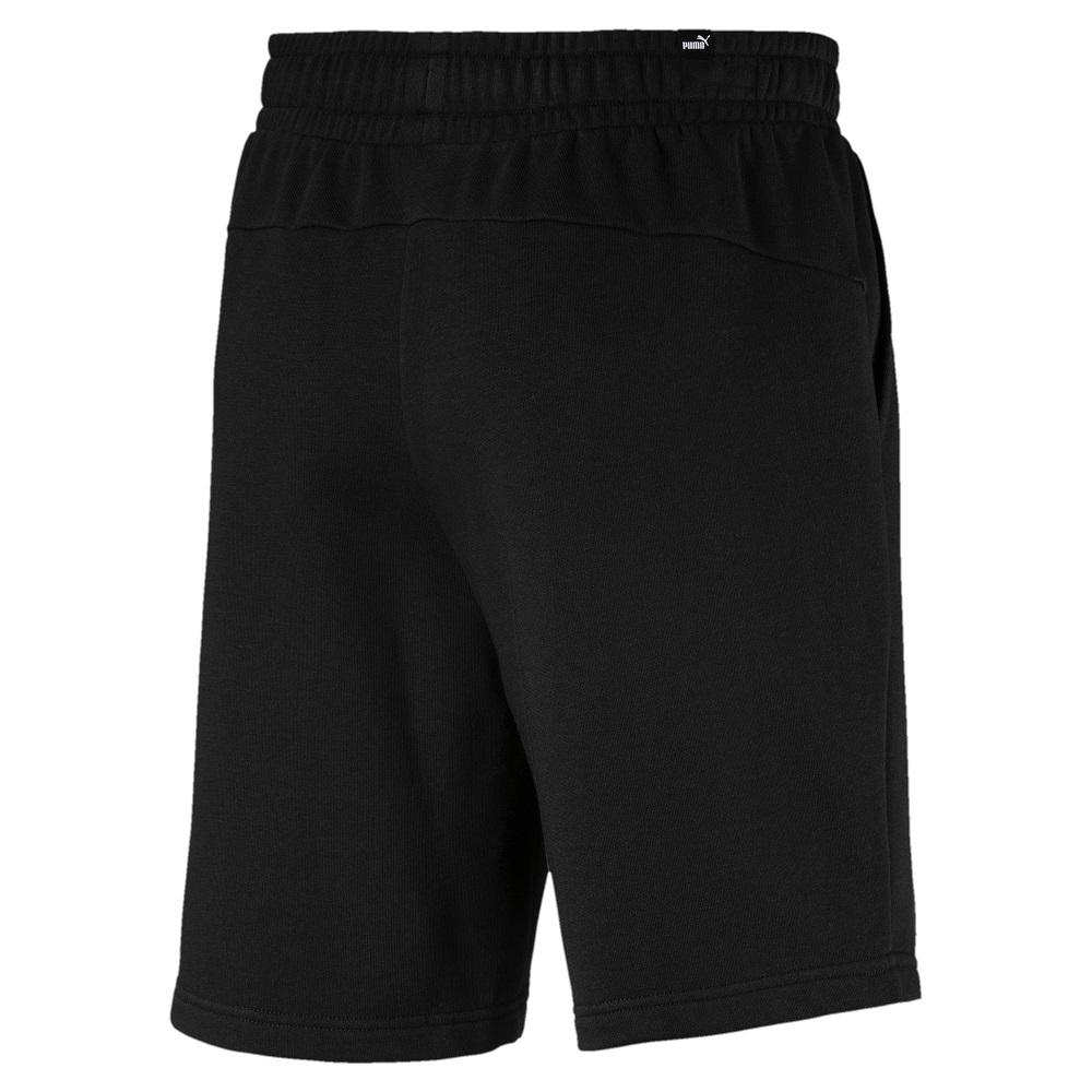Short Puma Essentials Sweat - Masculino Preto