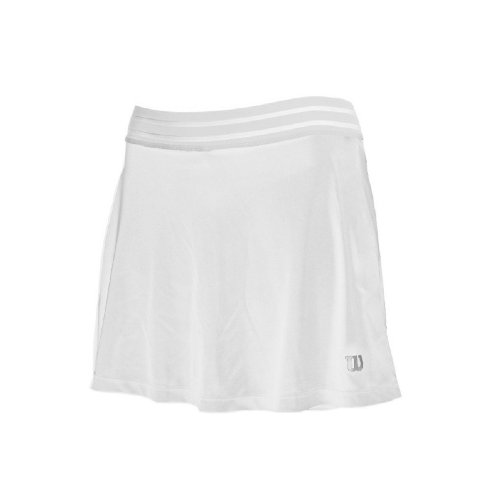 Short Saia Wilson Performance 3 Branco