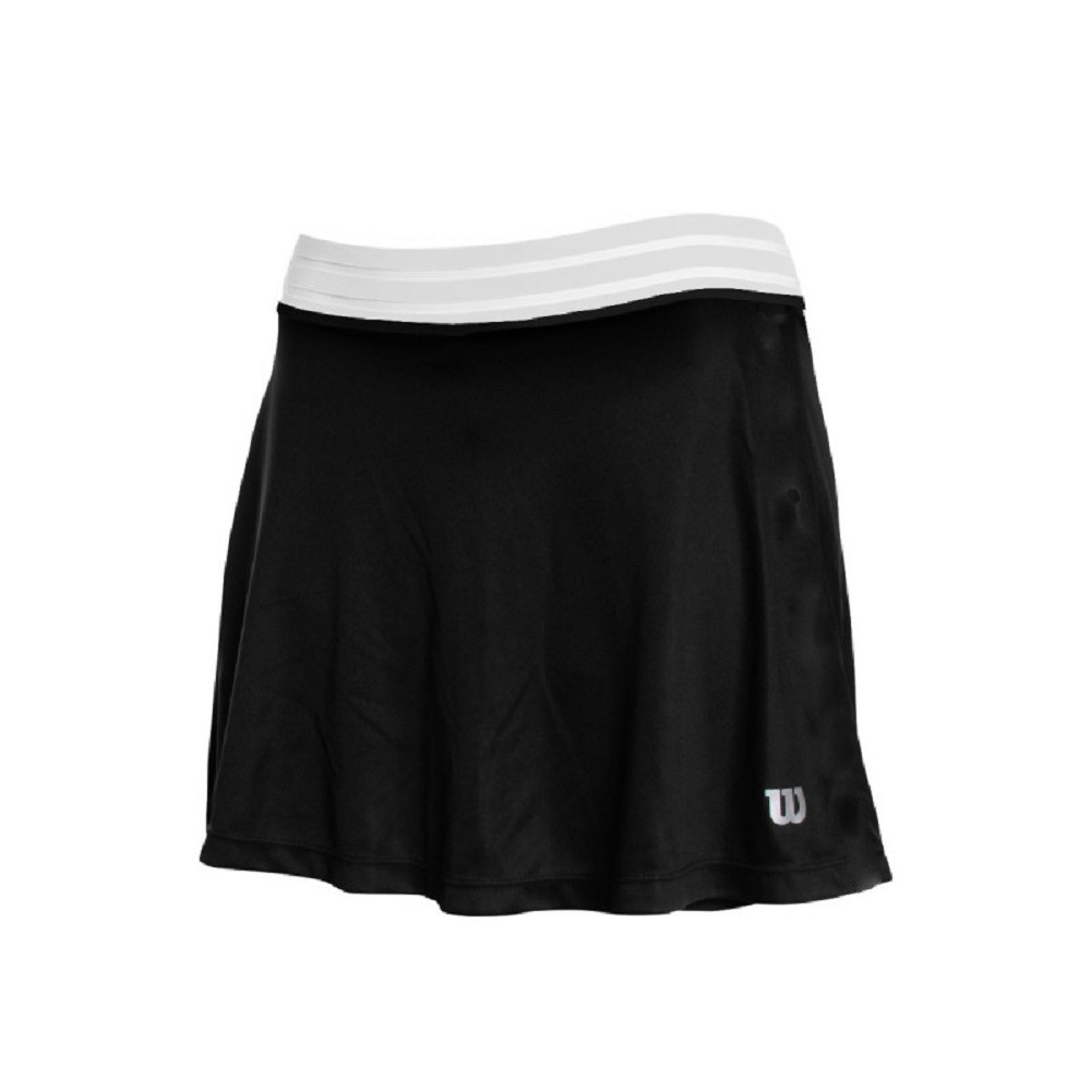 Short Saia Wilson Performance 3 Preto