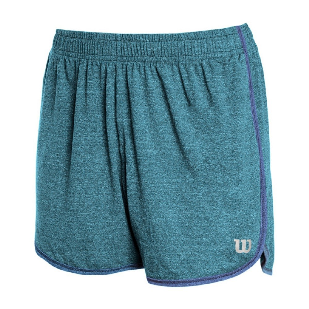 Short Wilson Performance Feminino Azul