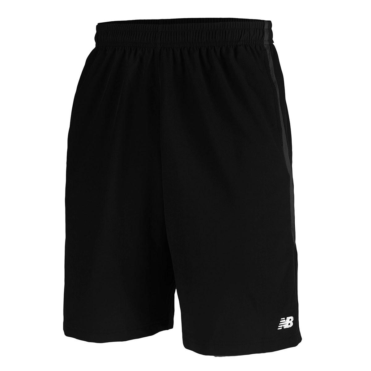 Shorts New Balance 10 Masculino - Preto