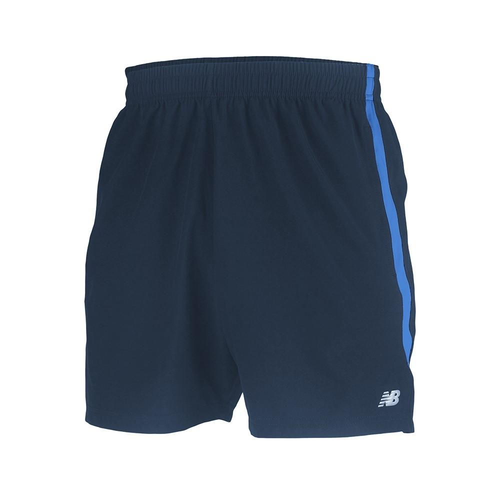 Shorts New Balance 7 Masculino Azul