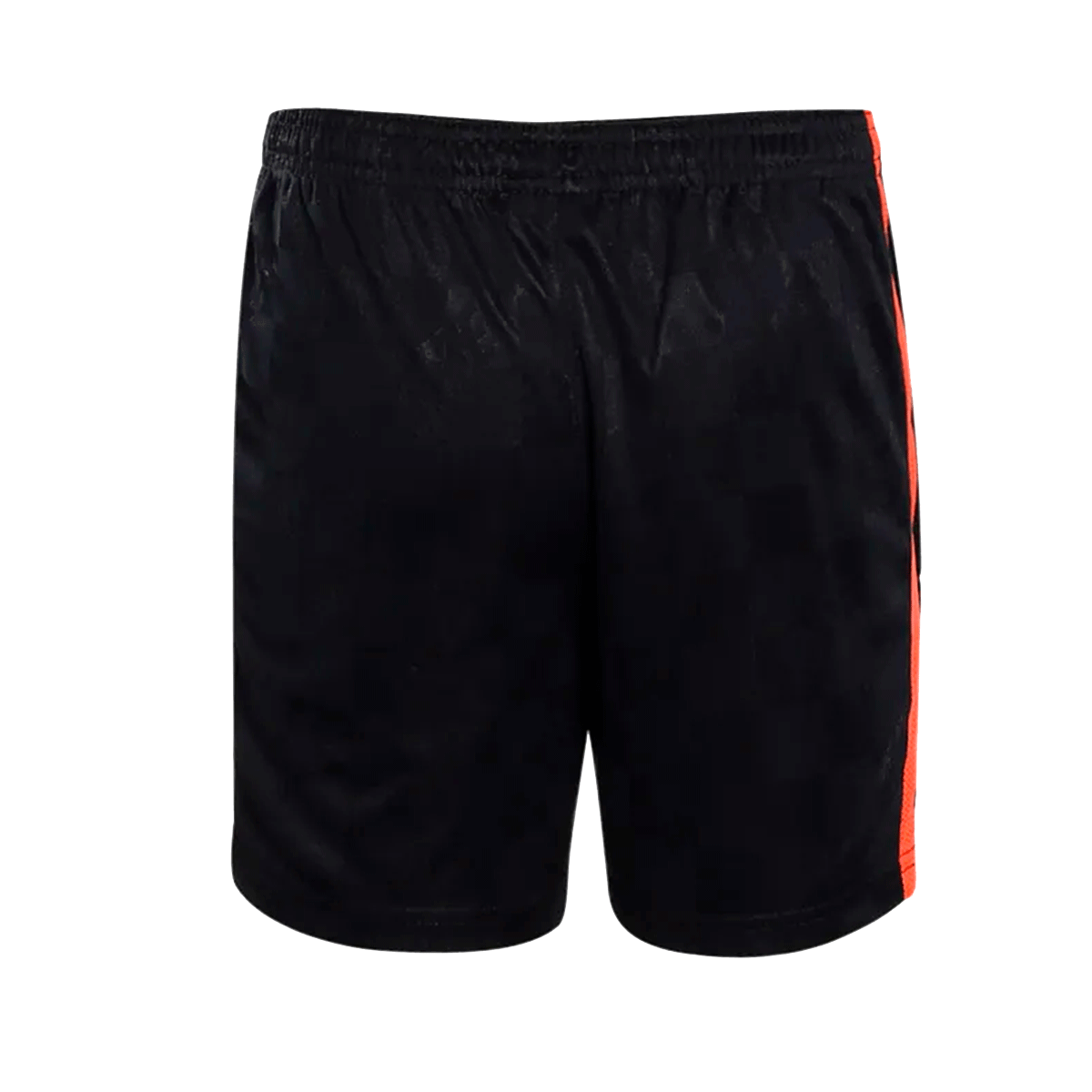 Shorts Nike Breathe Academy Masculino Preto Laranja