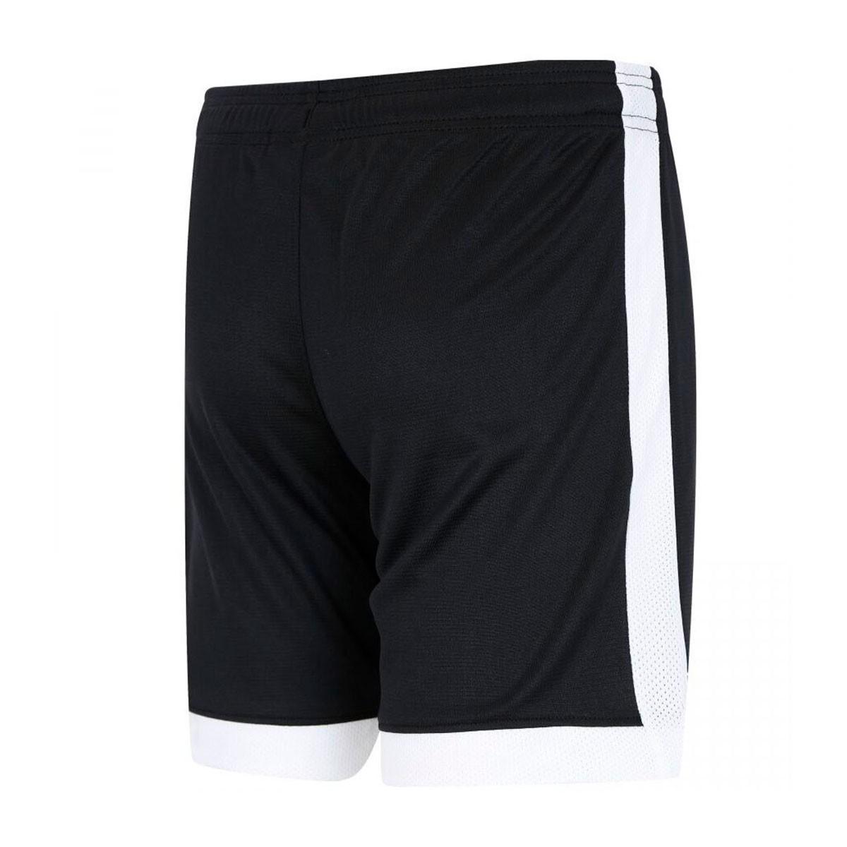Shorts Nike Dry Academy Infantil Preto