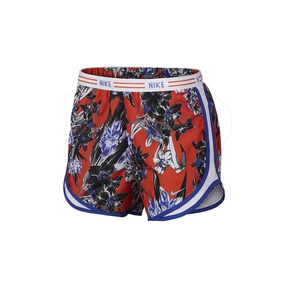Shorts Nike Tempo Hyperflora Feminino Vermelho