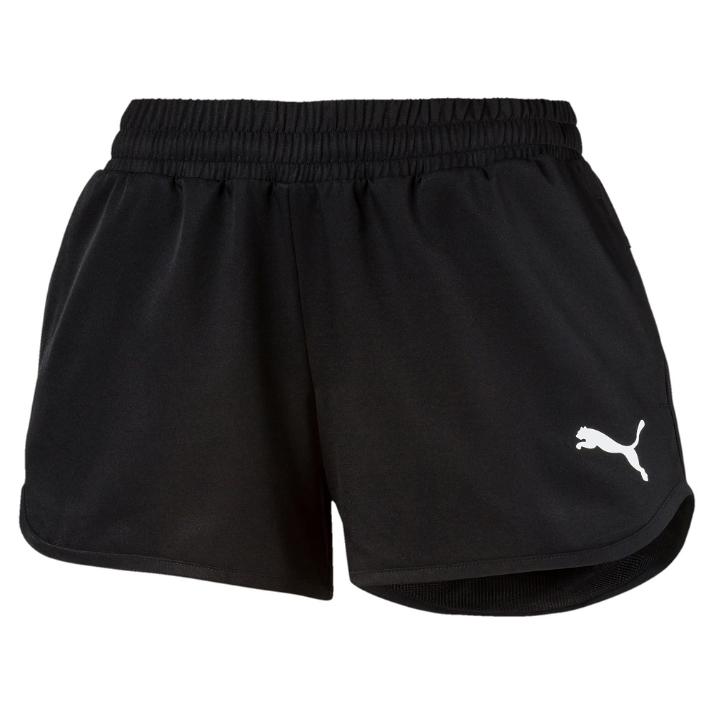 Shorts Puma Active Ess Woven Feminino Preto