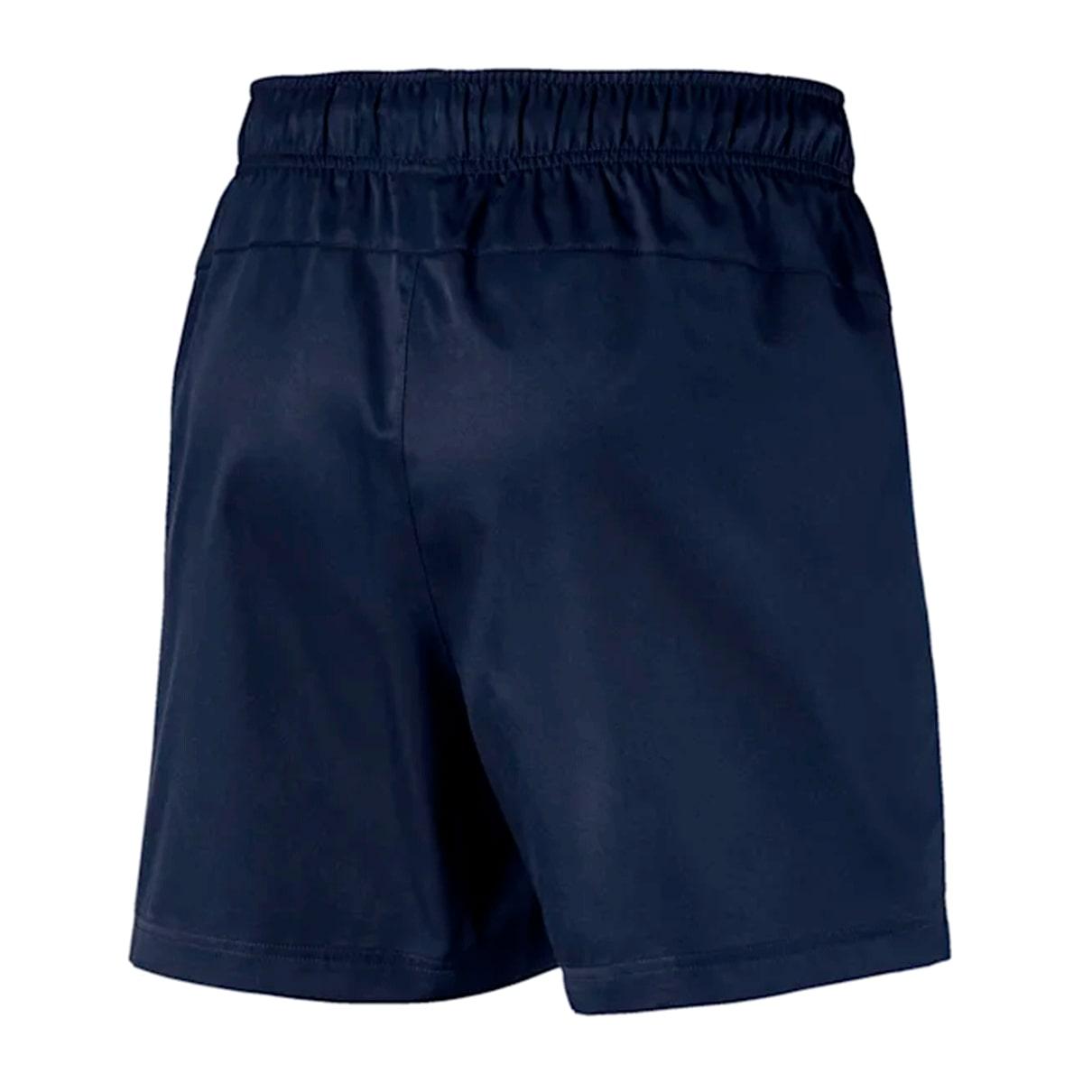 Shorts Puma Active Woven Masculino Azul Marinho