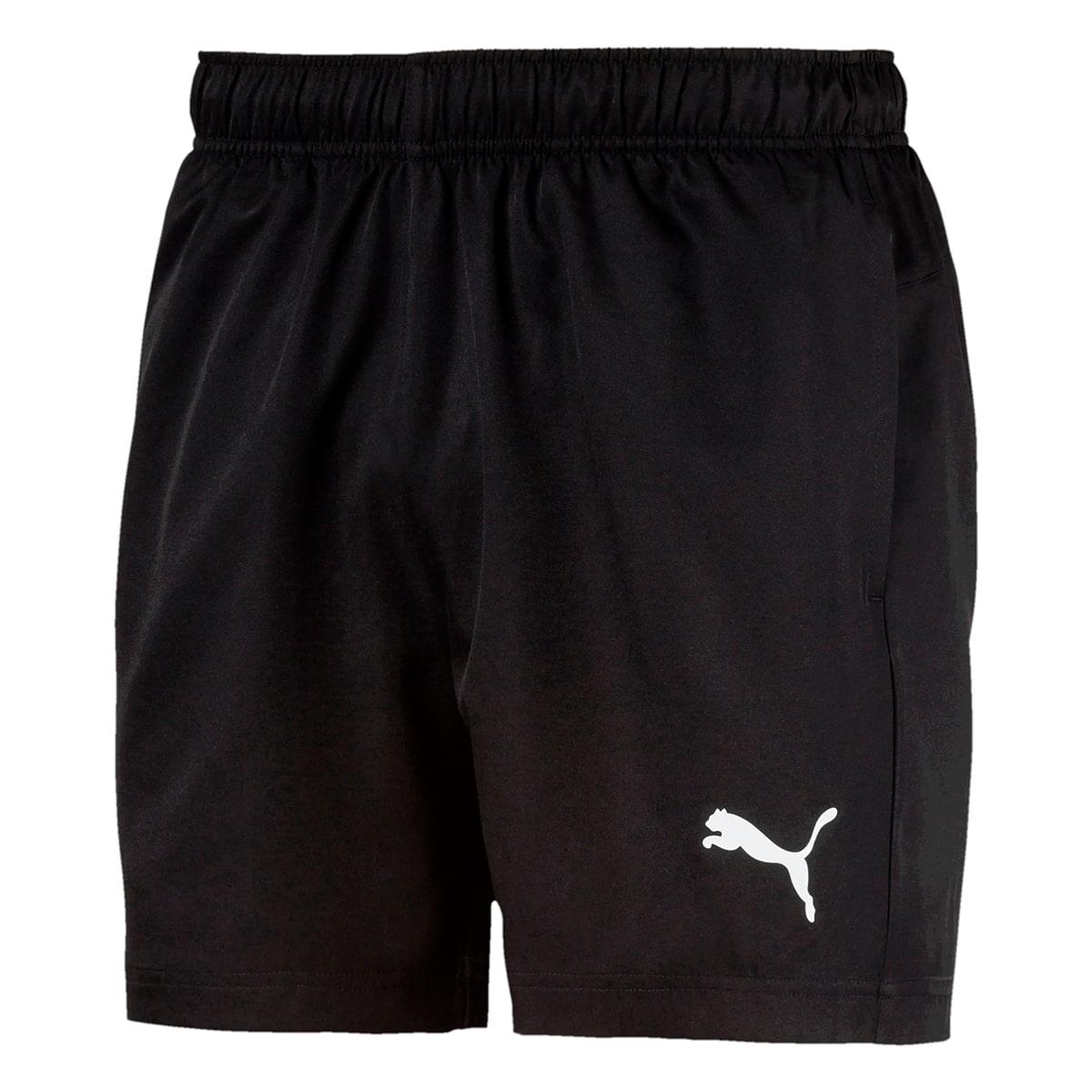 Shorts Puma Essentials Active Woven Masculino Preto