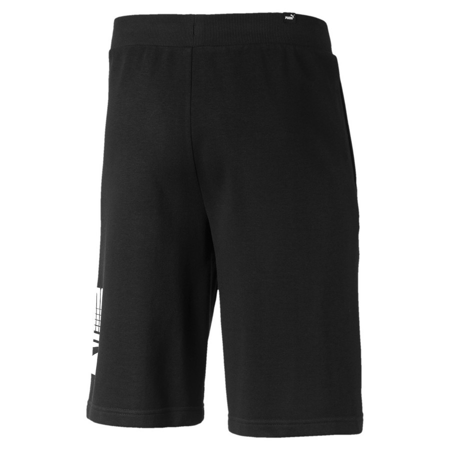Shorts Puma Rebel 9 Masculino Preto