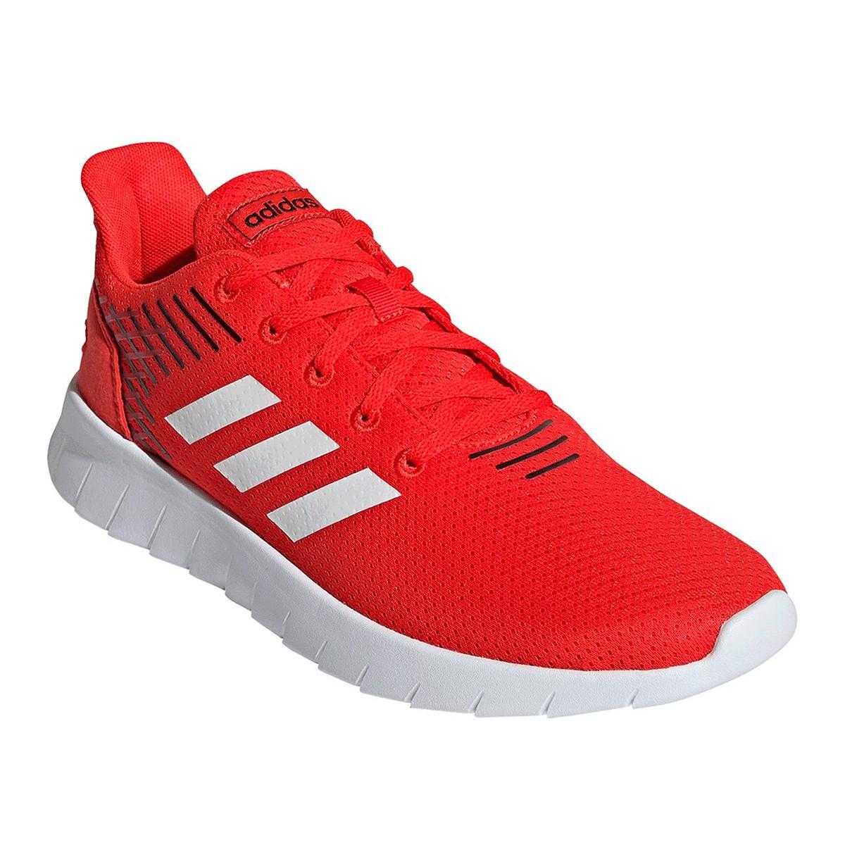 Tenis Adidas Asweerun Masculino Vermelho