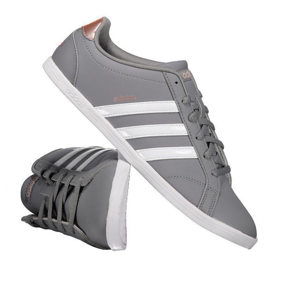 Tênis Adidas Coneo Qt Feminino Cinza