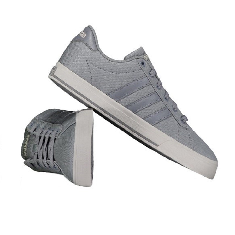 Tênis Adidas Daily Masculino Cinza