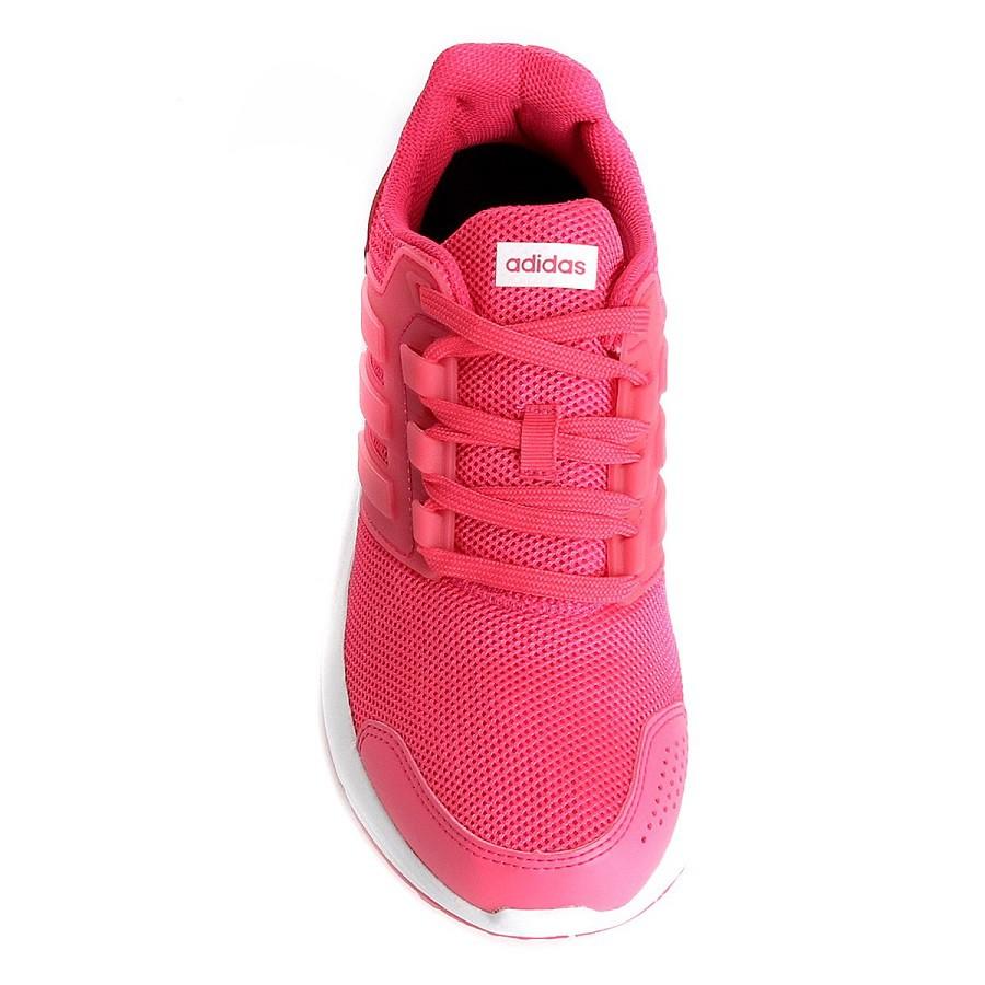 Tênis Adidas Galaxy 4 Feminino Rosa