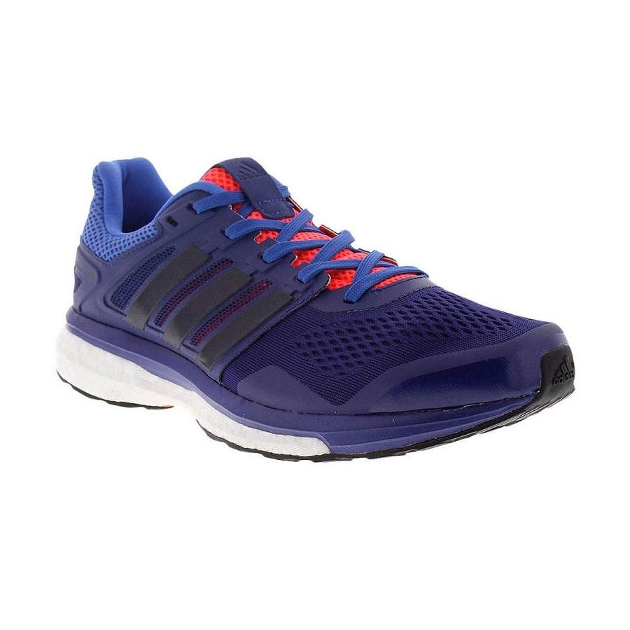 Tênis Adidas Supernova Glide 8 Masculino Azul