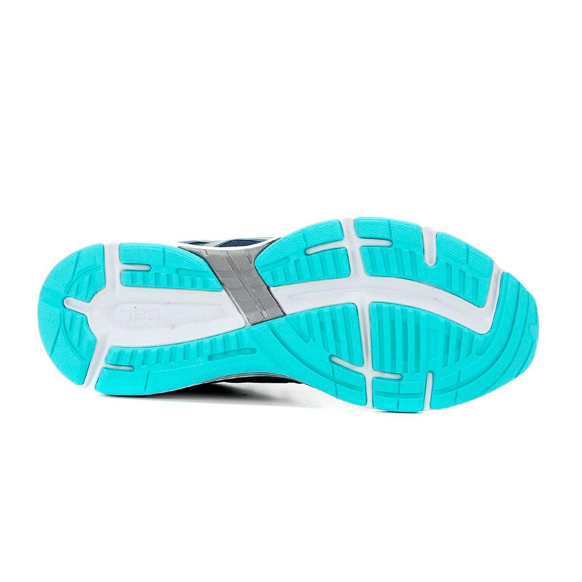 Tênis Asics Gel-Exalt 5A Feminino Azul Escuro