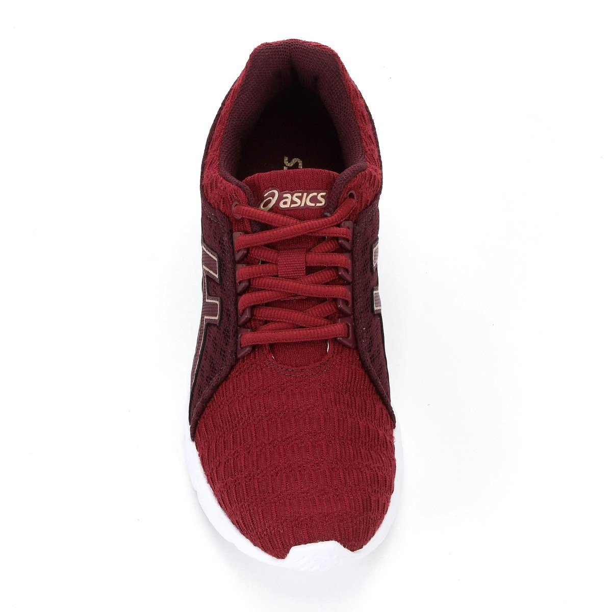 Tênis Asics Karrack Feminino - Vermelho