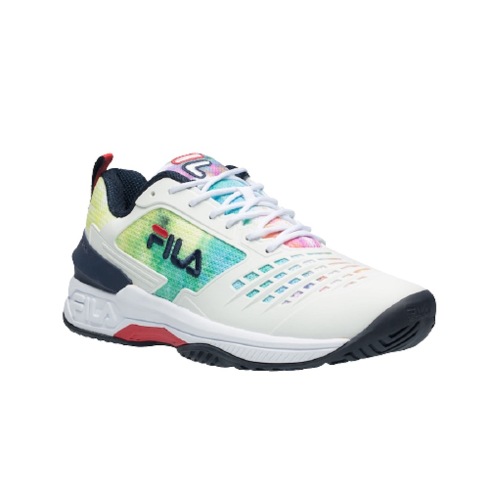 Tênis Fila Axilus Ace Clay Off-White Masculino