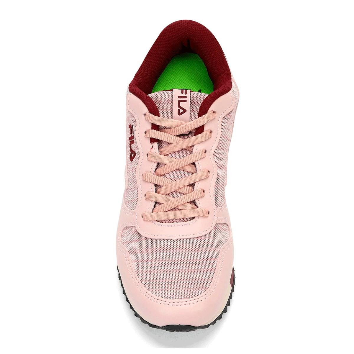 Tênis Fila Euro Jogger Sport Feminino Rosa