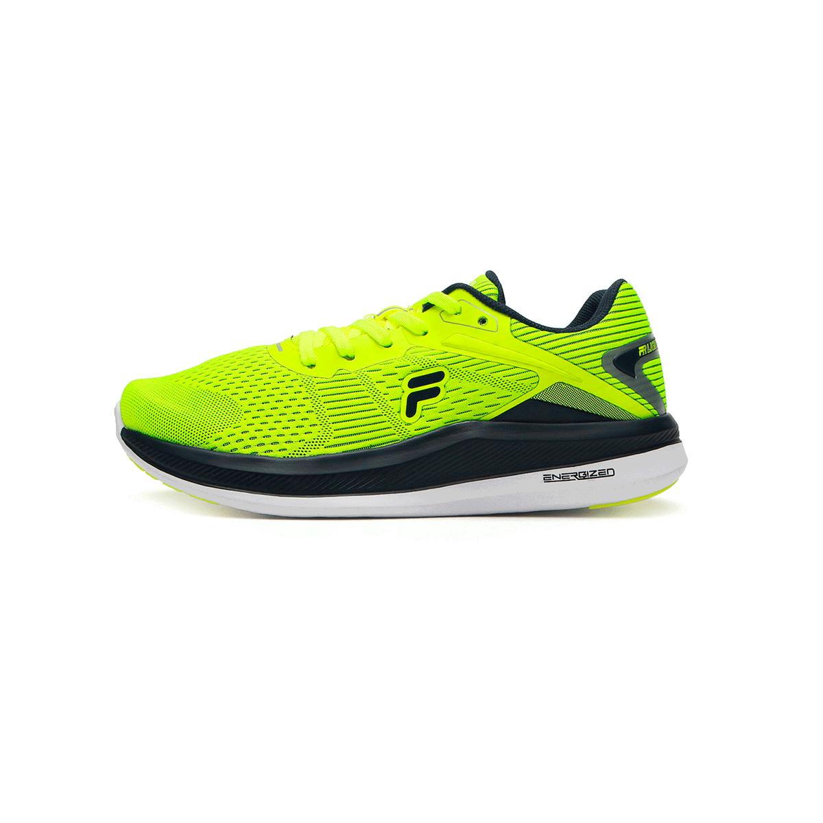 Tênis Fila FR Light 2.0 Masculino Verde Limao
