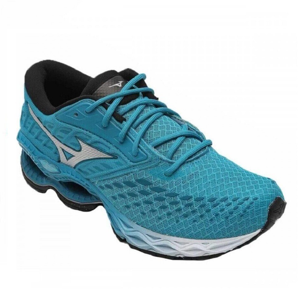 Tênis Mizuno Wave Creation 21 Turquesa